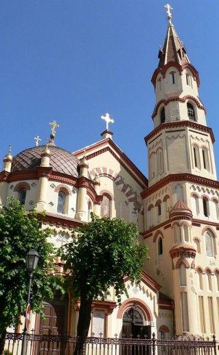 Церковь св. Николая в Литве фото