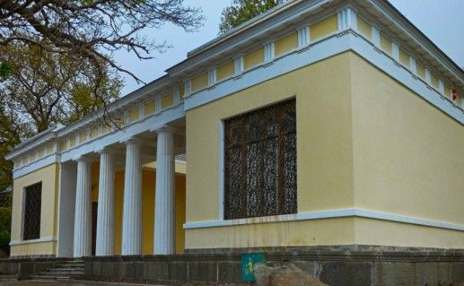 Фото Чайный домик и Воронцовский парк