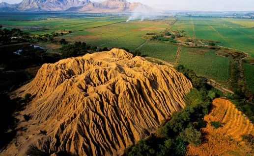 Долина пирамид Тукуме фотография