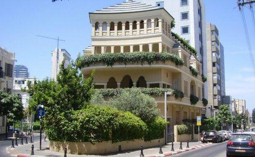 Дом – Пагода в Тель-Авиве фото