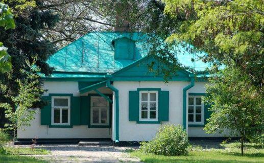 Домик Чехова в Таганроге фотография