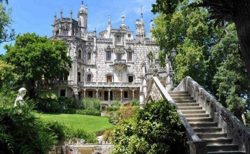 Дворец и парк Регалейра (Кинта-да-Регалейра) фотография
