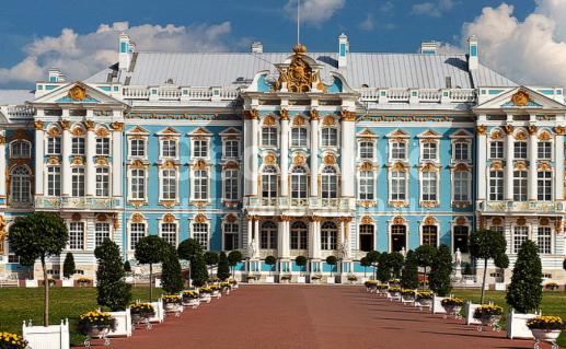 Екатерининский дворец фото