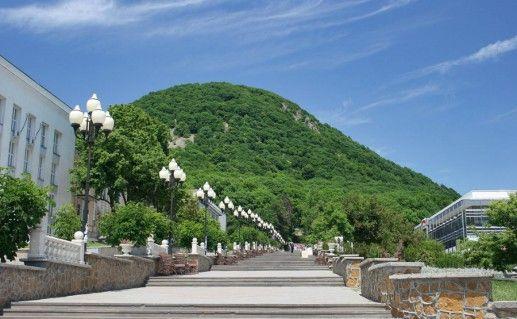 Гора Железная фото