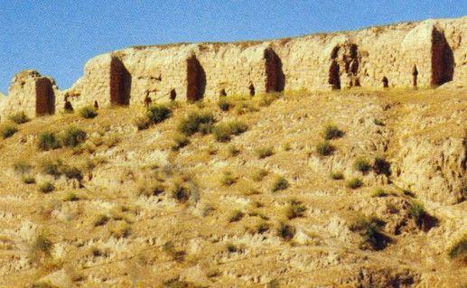 Фото городище и музей Афросиаб в Самарканде