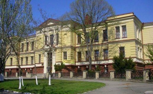 Херсонский краеведческий музей фотография