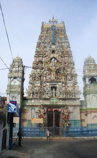 Фотография храм Ганешан