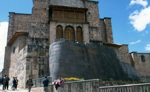 Храм Кориканча в Перу фото