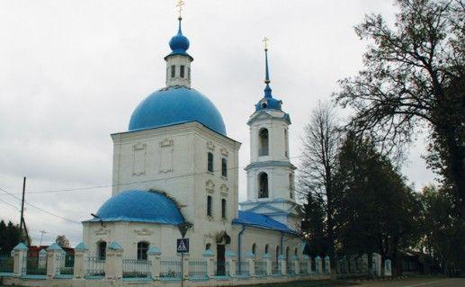 Ильинская церковь фото