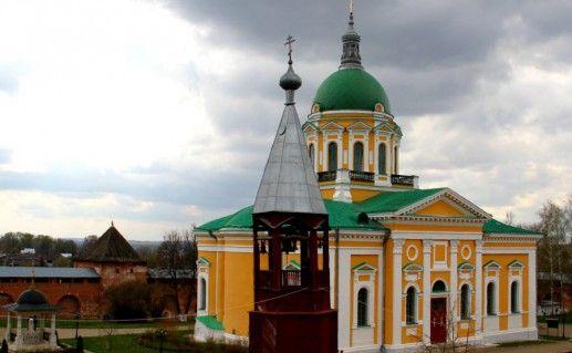 Историко-архитектурный и художественный музей в Зарайске  фото
