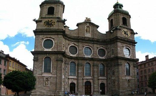 Фотография Кафедральный собор святого Иакова в Инсбруке