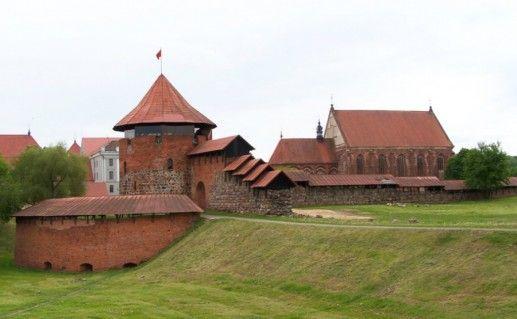 Каунасский замок фото