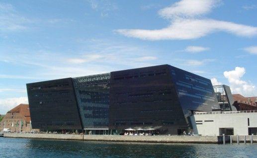 Фото королевская библиотека Дании