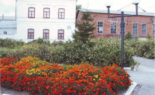 Краеведческий музей в Сапожке фотография