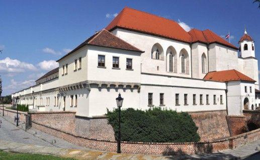 Крепость и замок Шпильберк фотография