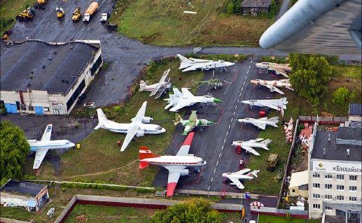 Курганский авиационный музей фотография