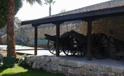 Фотография ларнакский форт