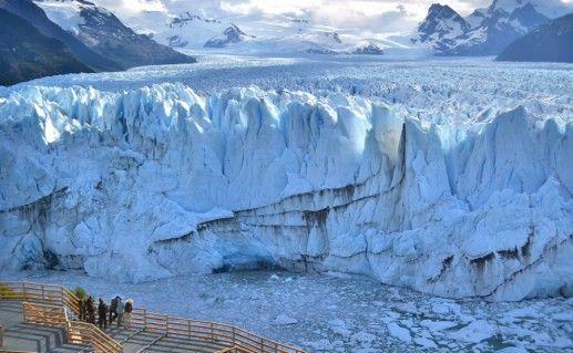 Ледник Перито-Морено фотография