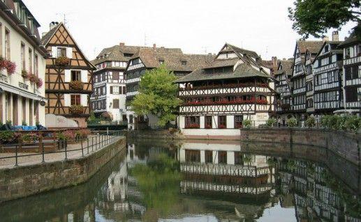 Фото «Маленькая Франция» в Страсбурге