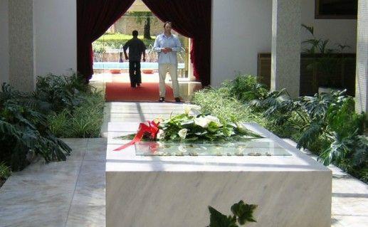 Фотография мавзолей Тито