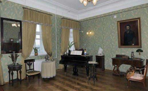 Фотография музей-квартира Архипа Куинджи в Алупке