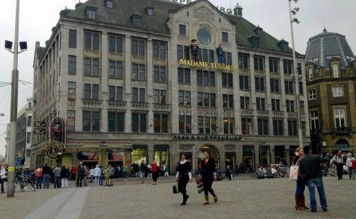 Музей мадам Тюcco в Амстердаме фото