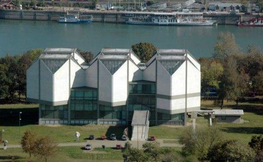 Музей современного искусства фото