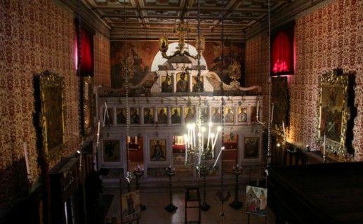 Фото музей византийского искусства на острове Корфу