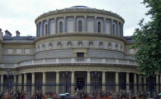 Национальный музей Ирландии фотография