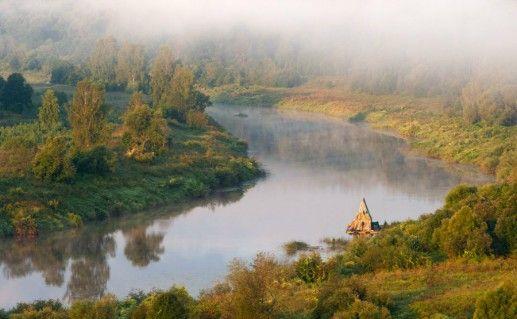 Фото национальный парк «Угра» в Калужской области