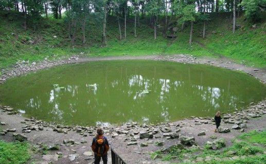 Фото озеро Каали