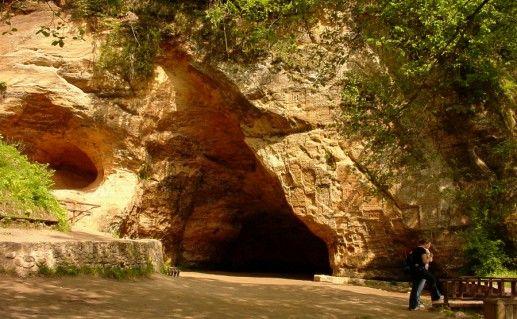 Фото пещера Гутманя