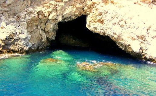 Фотография пиратские пещеры Алании