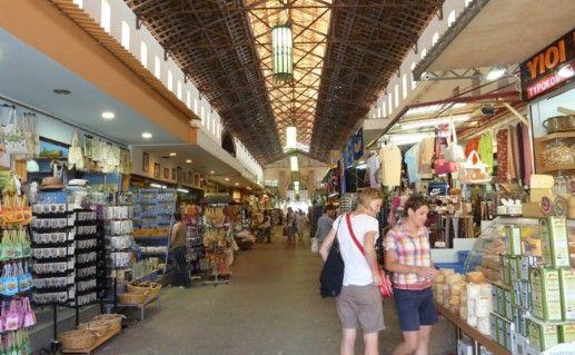 Фотография рынок Ханьи
