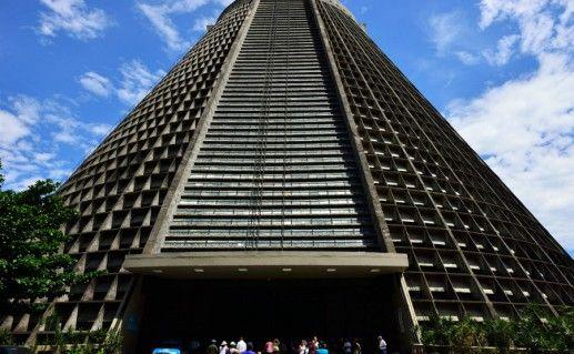 Фотография собор Святого Себастьяна в Рио-де-Жанейро