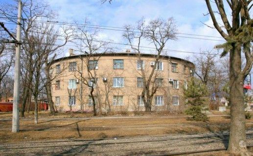 Таганрогский круглый дом фото