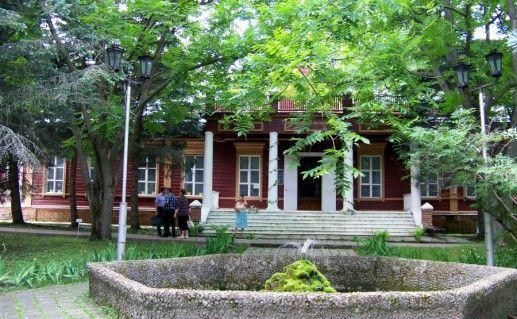Усадьба Рязанка в Липецкой области фото