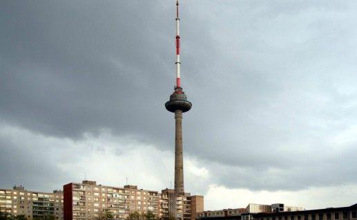 Вильнюсская телебашня фото