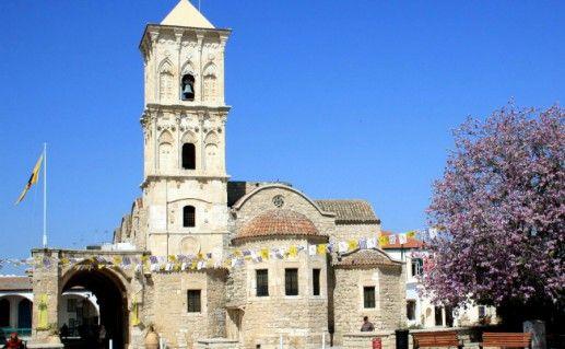 Фото византийский музей церкви святого Лазаря Ларнака