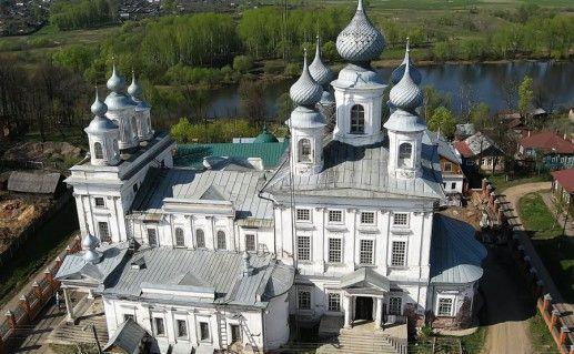 Воскресенский собор в Шуи фото