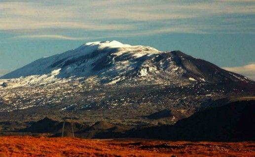 Фотография вулкан Гекла