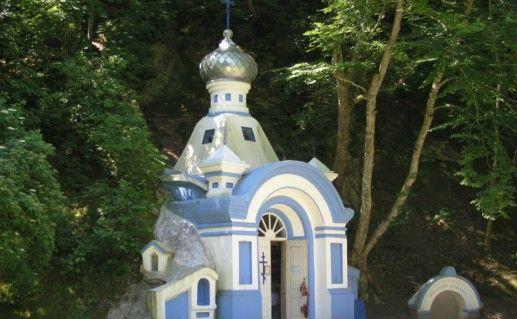 Иверская часовня Горячего Ключа фотография