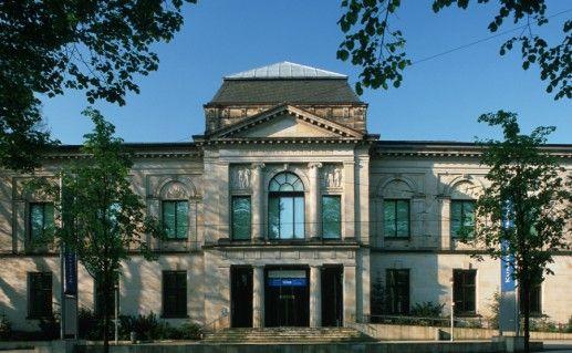Фото зал искусств в Бремене