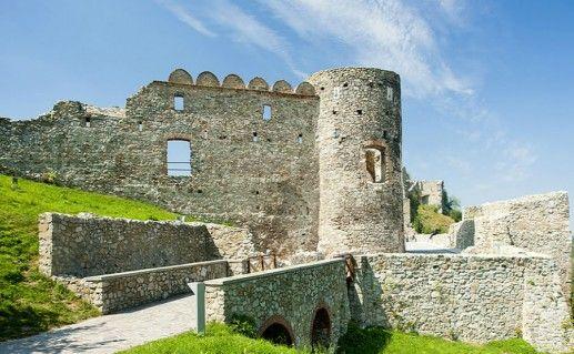 Замок Девин фотография