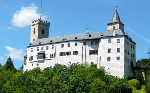 Фотография замок Розенберг