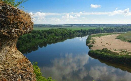Фото заповедник Галичья гора Липецкой области