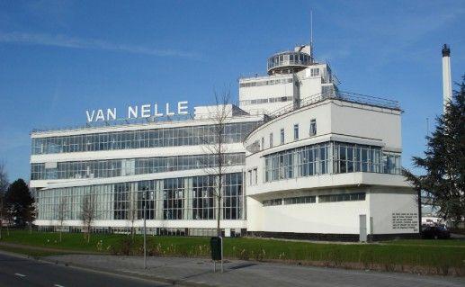 Здание «Ван Нелле» фотография