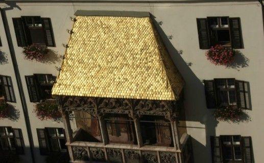 «Золотая крыша» в Инсбруке фотография