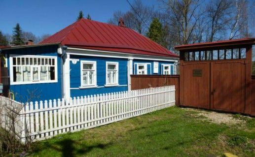 Дом-музей Паустовского фото