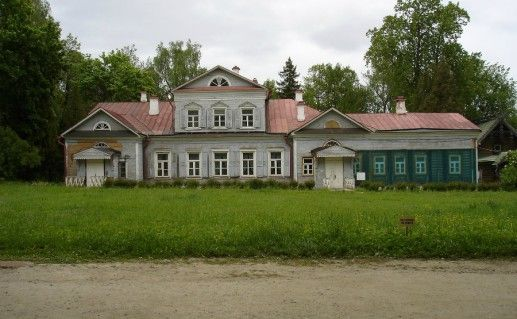 Фото музей-заповедник Абрамцево